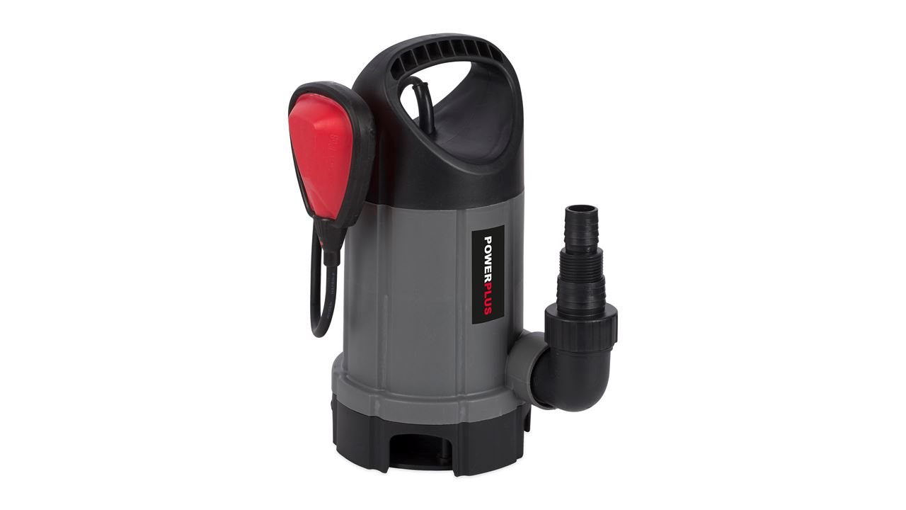 POWEW67904 SUBMERSIBLE PUMP 400W
