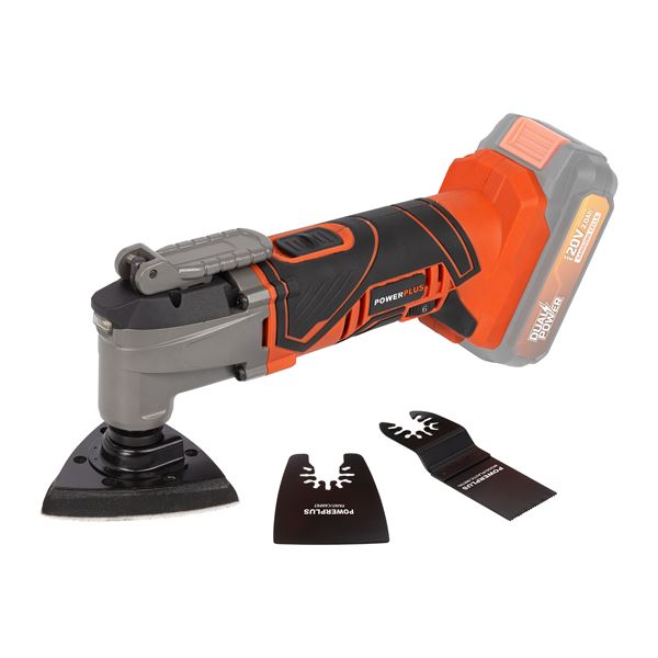 OSCILLATING MULTITOOL 20V LI-ION (NO ACCU)