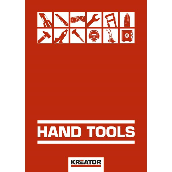 CATALOGUE KREATOR HAND TOOLS 2018