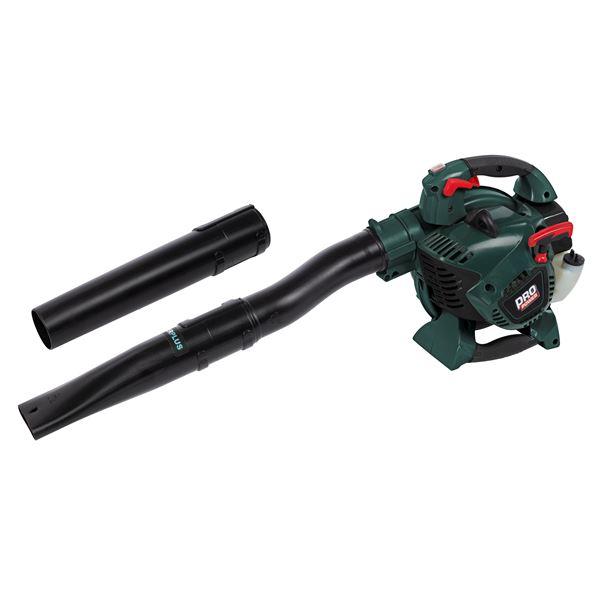 Leaf blower/vacuum 27.6cc