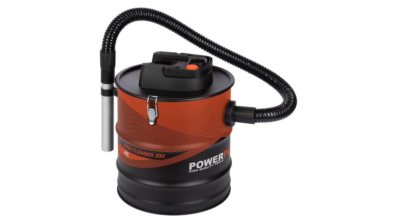 POWDP6020 ASH CLEANER (20L) 20V (NO ACCU)