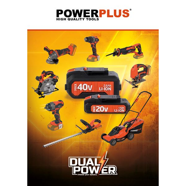 CATALOGUE DUAL POWER 2019