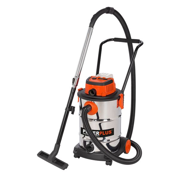 VACUUM CLEANER WET/DRY 20V 30L (NO BATT.)
