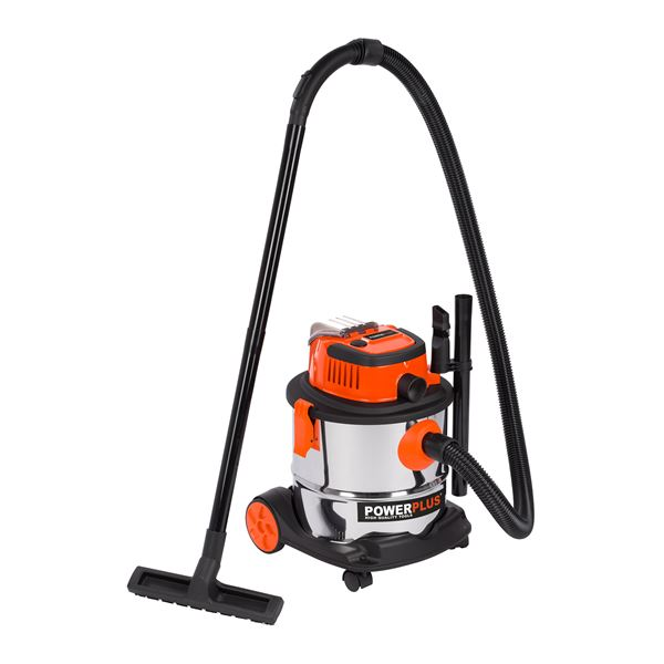VACUUM CLEANER WET/DRY 20V 20L (NO BATT.)