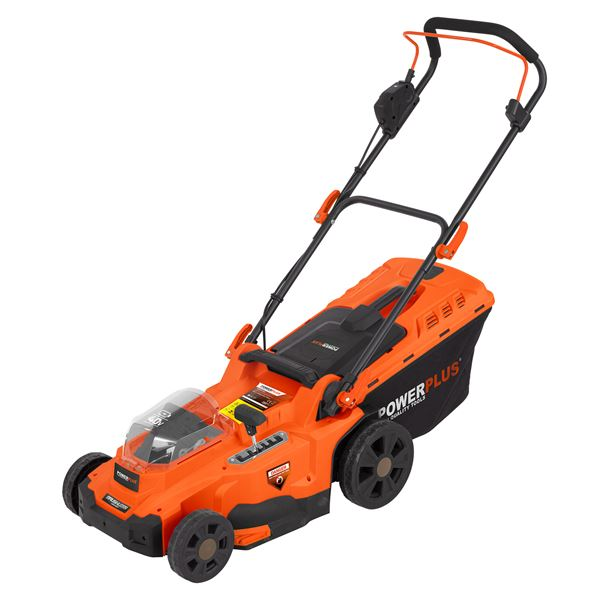 LAWNMOWER 40V 370MM (NO BATT.)