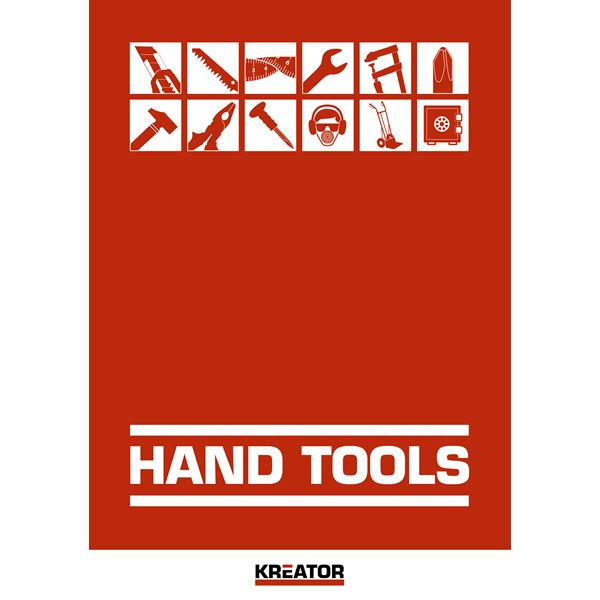 CATALOGUE KRT HAND TOOLS 2020