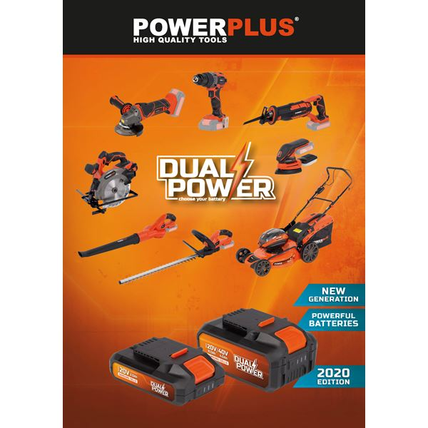 CATALOGUE DUAL POWER 2020