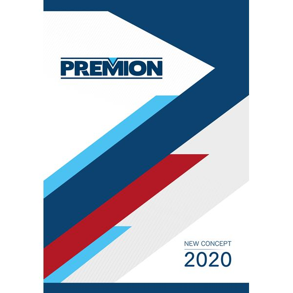 CATALOGUE  PREMION 2020