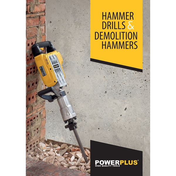 CATALOGUE  HAMMER DRILLS AND DEMOLITION HAMMERS