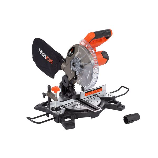 MITRE SAW 20V 210MM (NO BATT.)