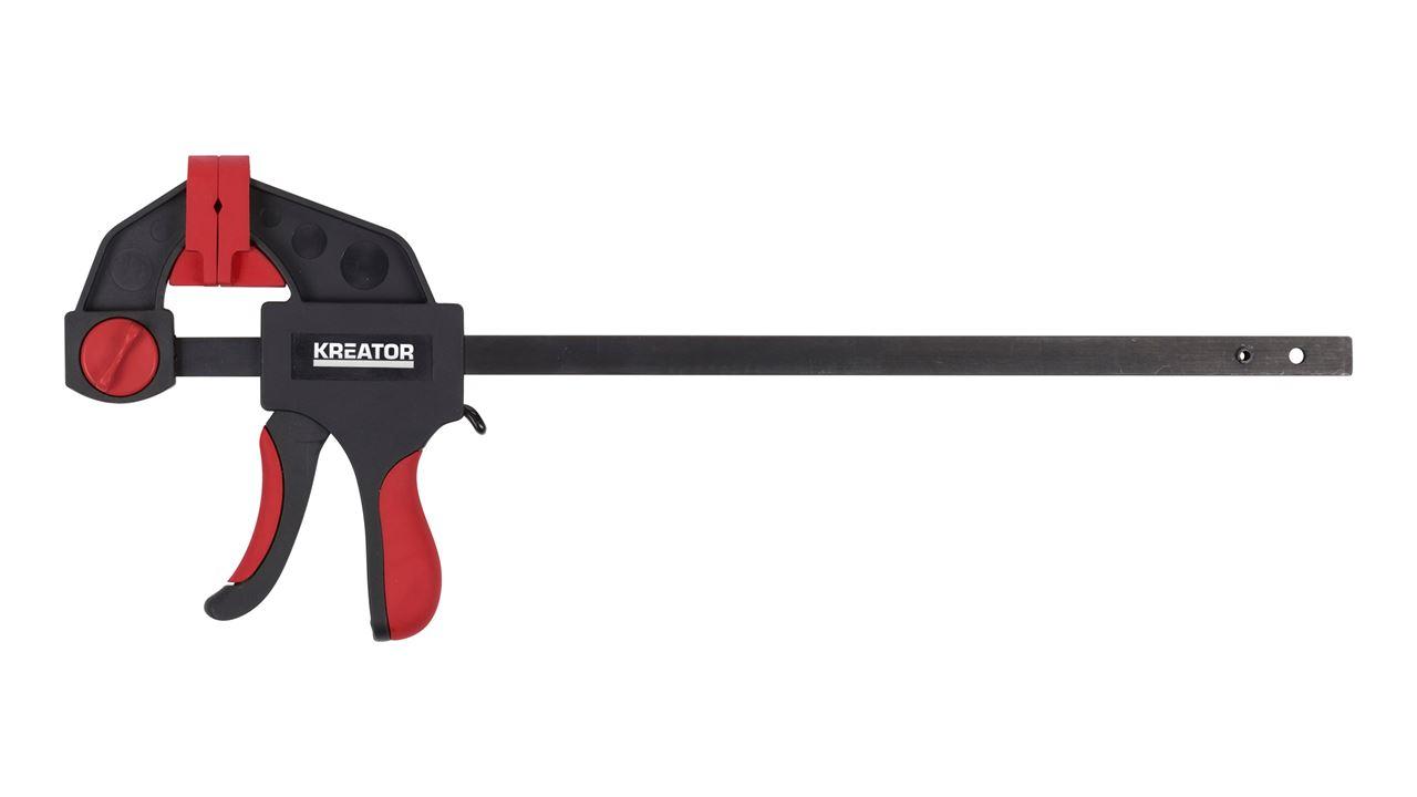 krt552203 einhandzwinge 450mm