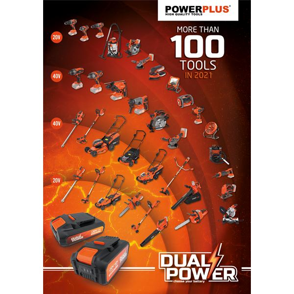CATALOGUE  DUAL POWER 2021