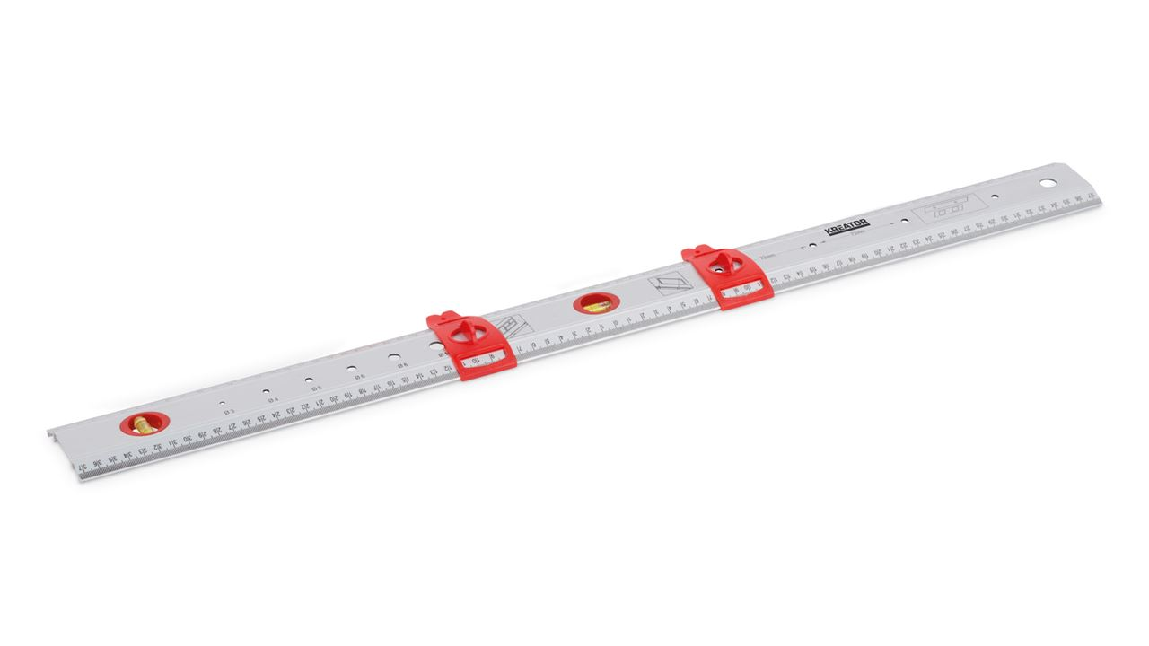 KRT703750 RULER ALU 750MM