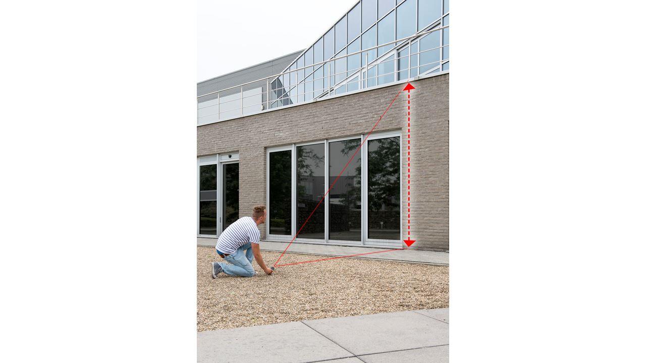 Laser Entfernungsmesser Mit Magnet : Krt digitaler laser entfernungsmesser