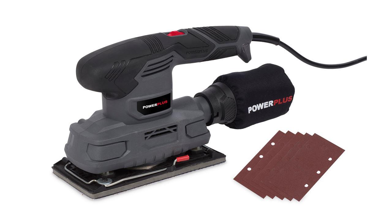 POWE40010 FINISHING SANDER 180W
