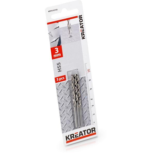 KREATOR KRT010953 Broca sds max 22x540mm