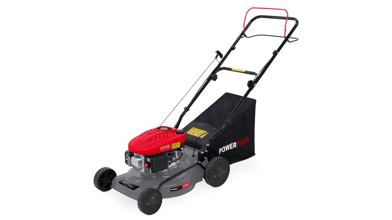 POWEG63772 GRASMAAIER 98,5cc 410mm