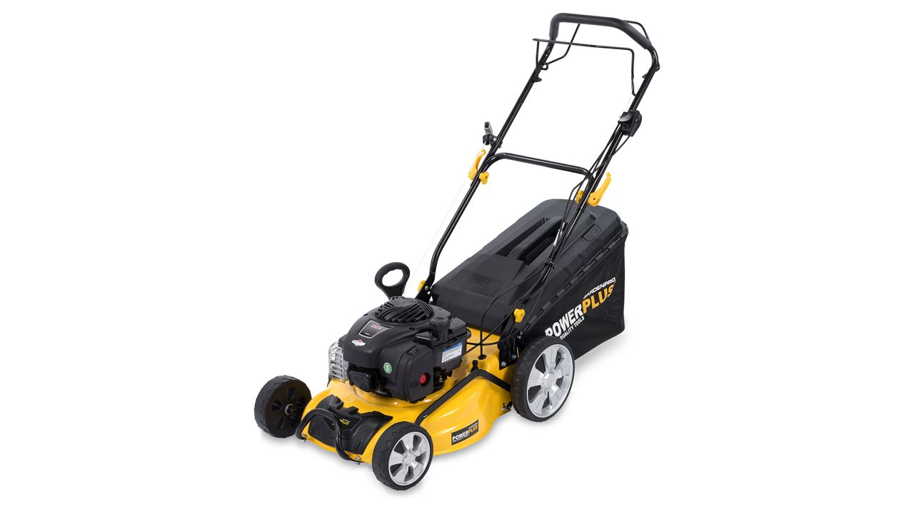 POWXG60310 LAWNMOWER 125CC 460MM B&S