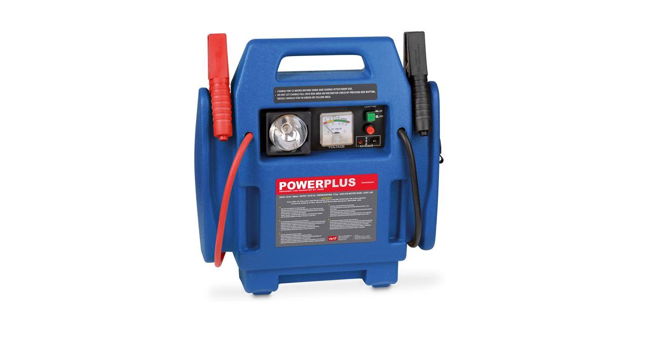 POWERPLUS Alimentation /électrique 4en1 POWE80090
