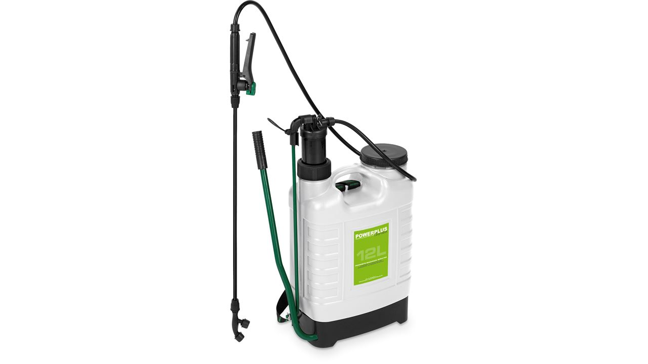 POW63875 BACKPACK SPRAYER 12L