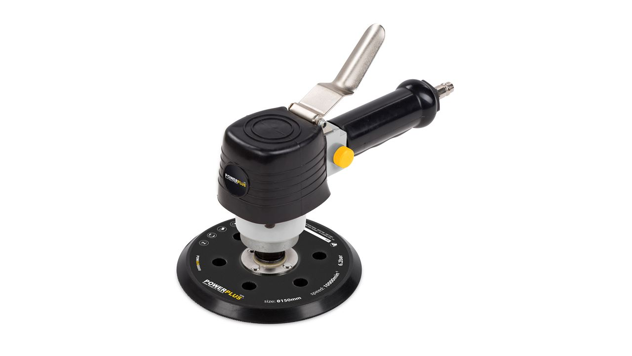 POWAIR0800 PNEUMATIC ORBIT SANDER