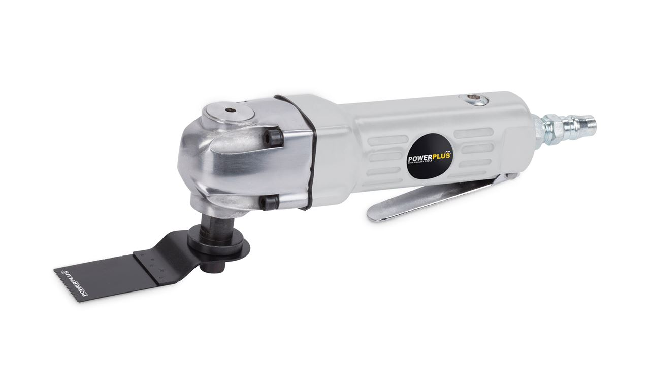 POWAIR0805 PNEUMATIC OSCILLATING MULTITOOL