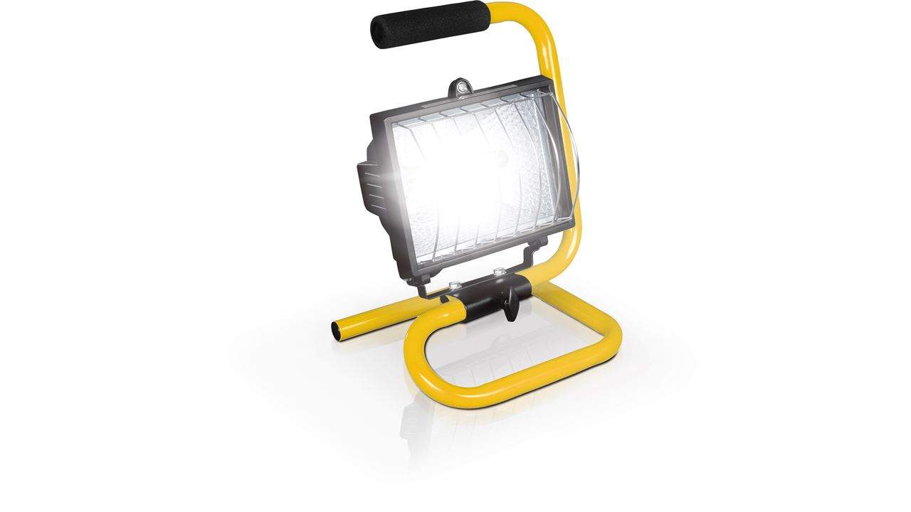 POWLI023 PORTABLE HALOGEN FLOODLIGHT 500W
