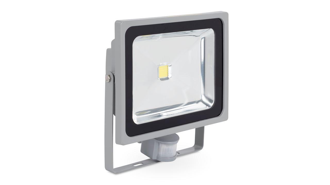 POWLI261 LED SCHIJNWERPER 50W + SENSOR