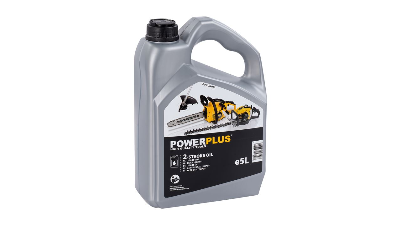 POWOIL025 2-STROKE OIL 5L