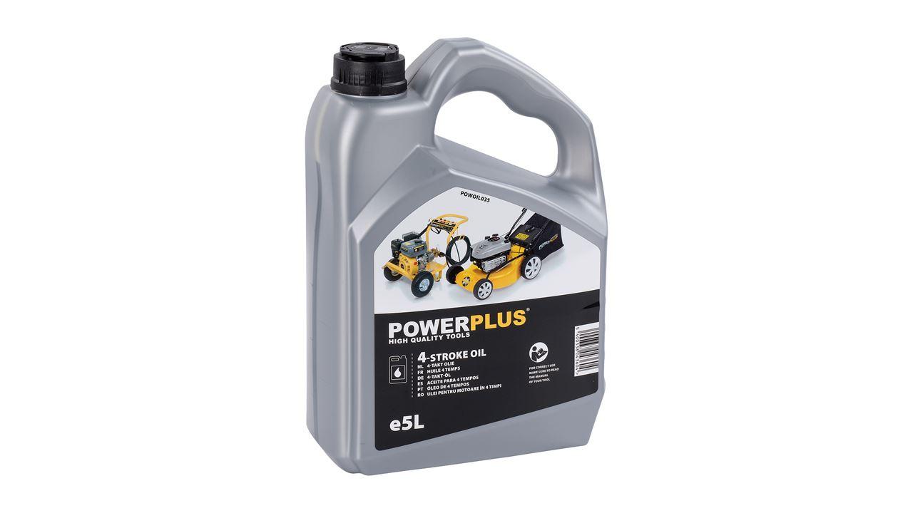 POWOIL035 4-STROKE OIL 5L