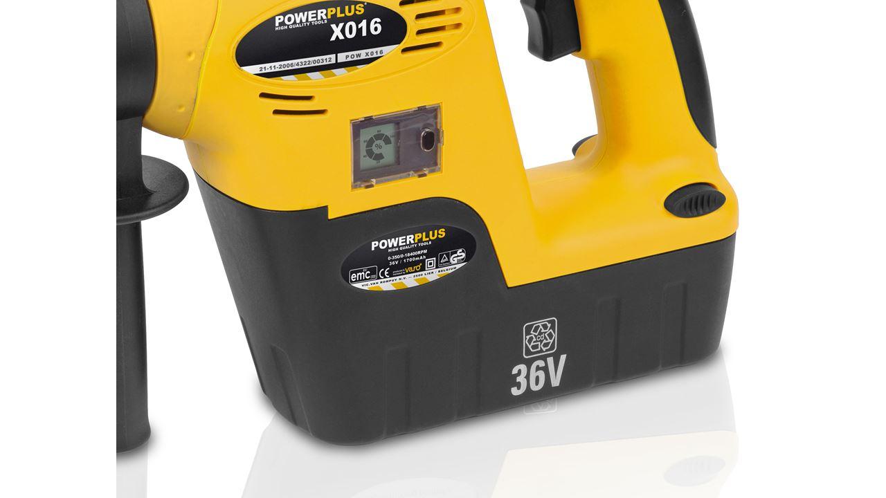 POWX016B BATTERY 36V FOR POWX016