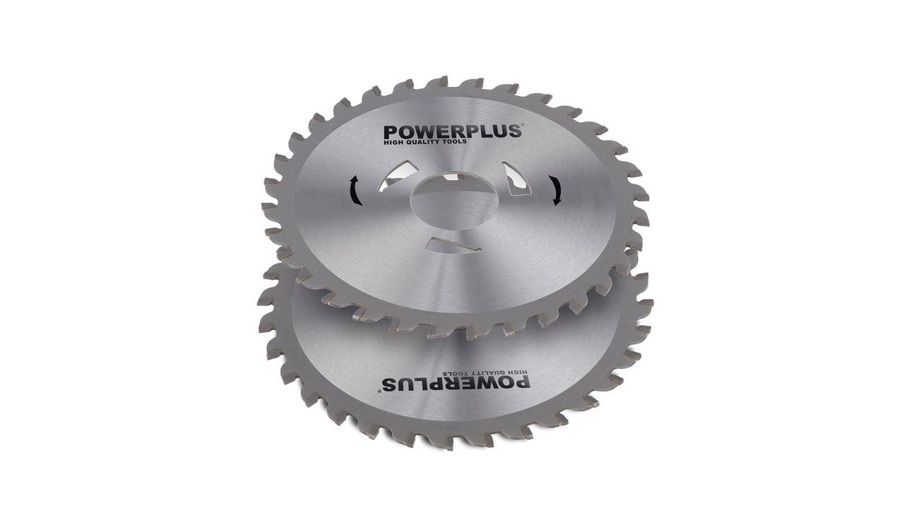 POWX0680A HOJA DE SIERRA 125mm 32D 2PZS
