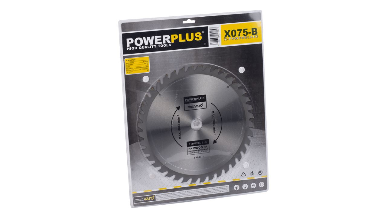 POWX075B SAW BLADE 305mmx30mm 40T