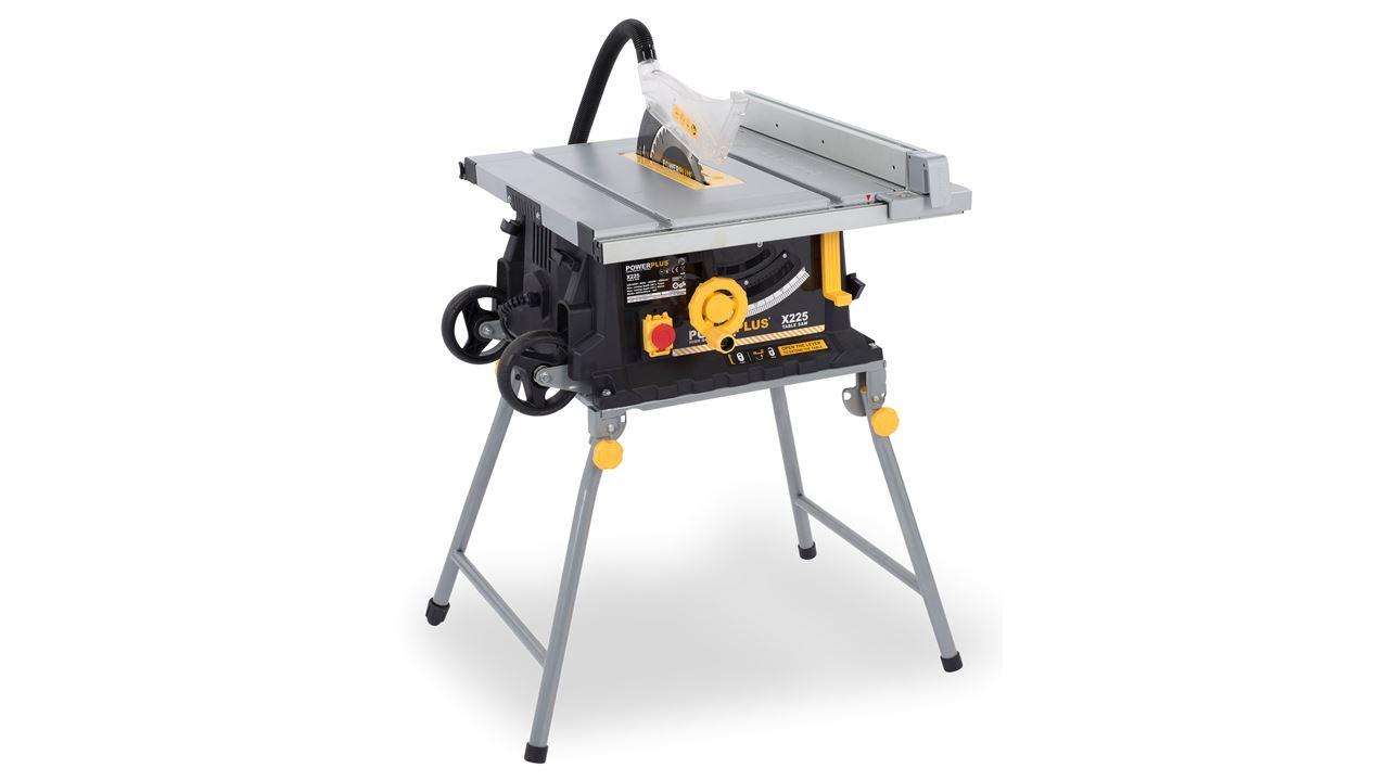 POWX225 TABLE SAW 2200W - 254mm