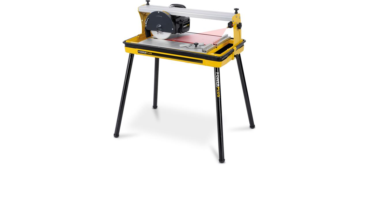 POWX240 TILE CUTTER 600W 180mm