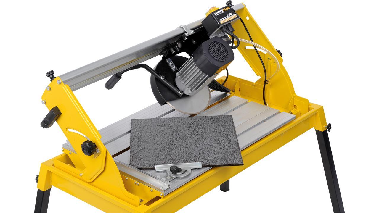 POWX242 TILE CUTTER 1100W 240mm
