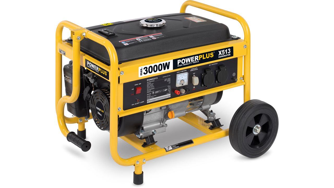POWX513 GENERADOR 3000W