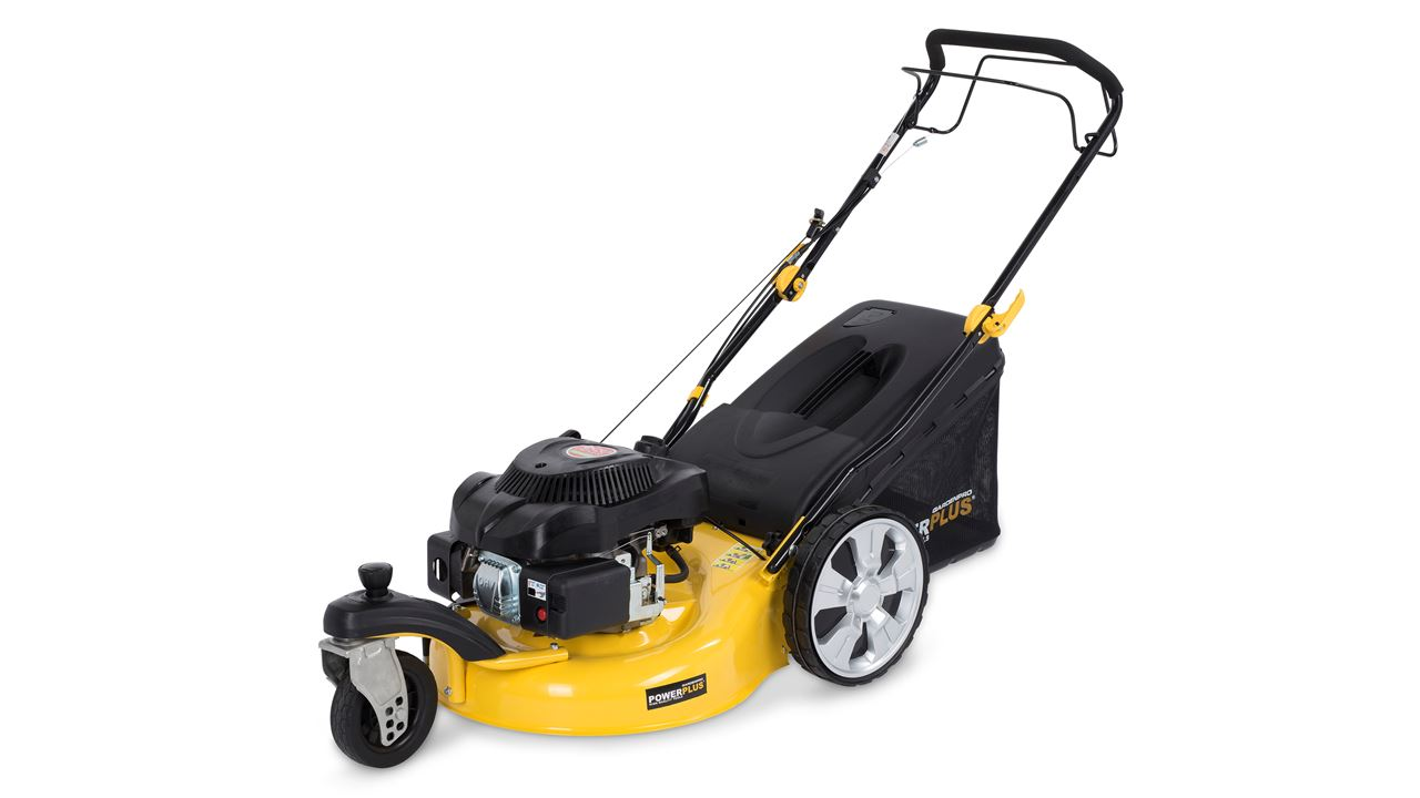 POWXG60230 LAWNMOWER 173CC 510MM 3 WHEELS