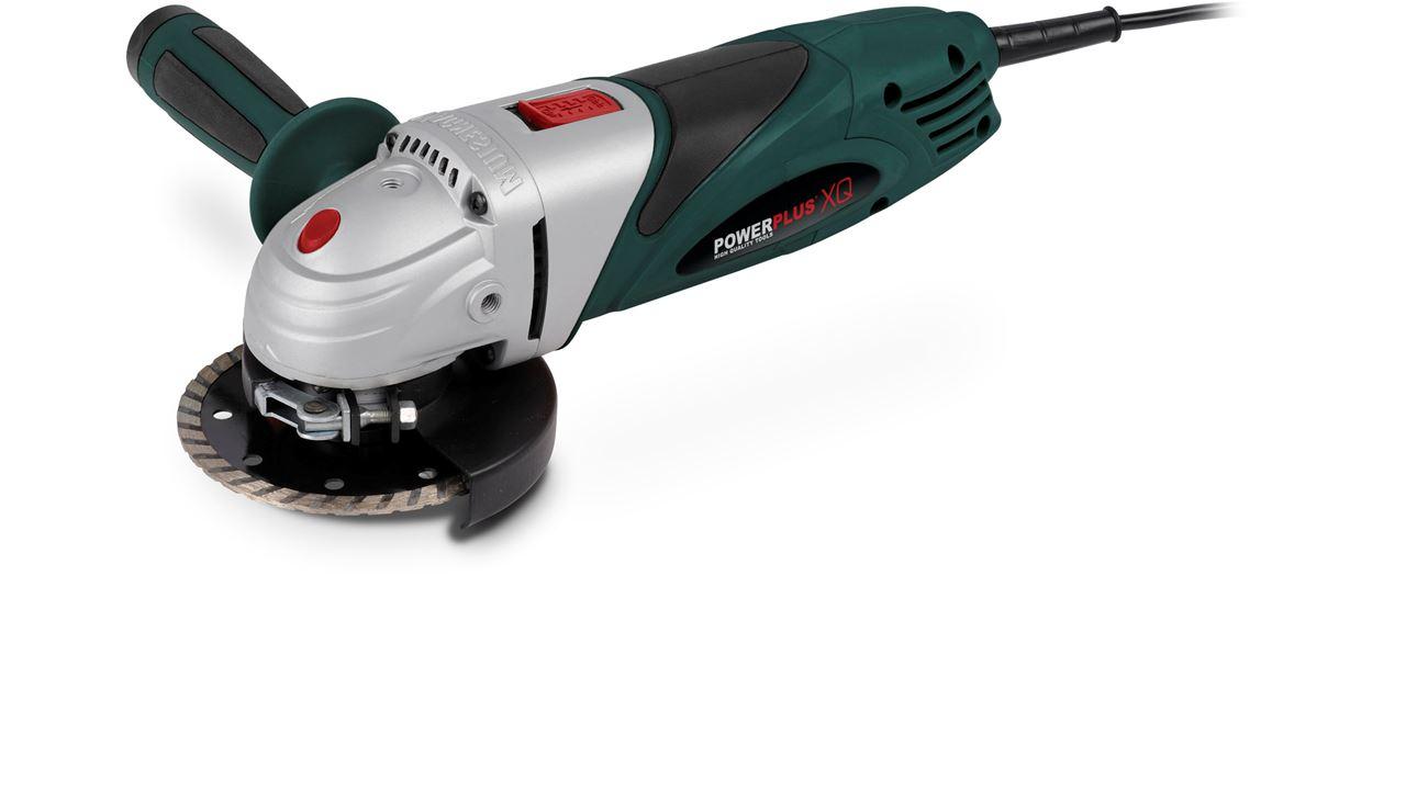POWXQ5102 ANGLE GRINDER 950W 115mm