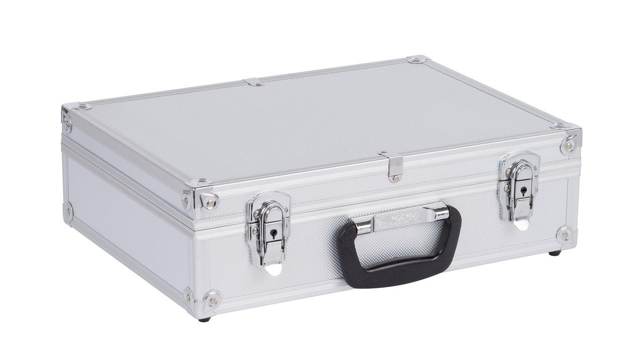 prm10101s alu koffer 425x305x125mm alu. Black Bedroom Furniture Sets. Home Design Ideas