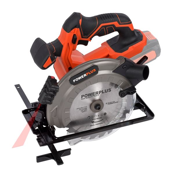 CIRCULAR SAW 20V LI-ION (NO ACCU)