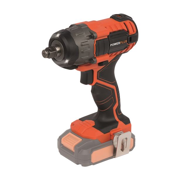IMPACT WRENCH 20V LI-ION 220Nm (NO ACCU)