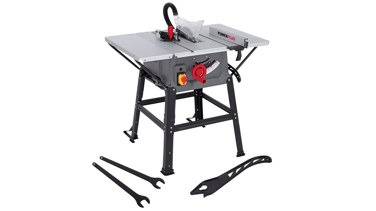 POWE51101 TABLE SAW 2200W 254mm