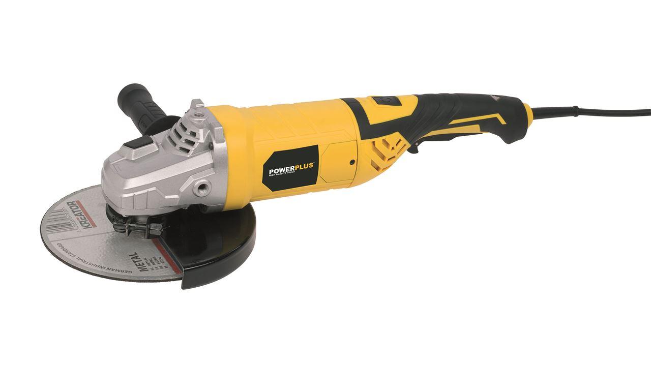 POWX0618 ANGLE GRINDER 2500W Ø230mm