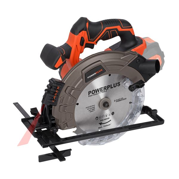 CIRCULAR SAW 40V LI-ION (NO ACCU)