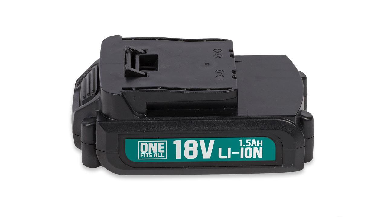 POWEB9010 BATTERY 18V LI-ION 1.5Ah