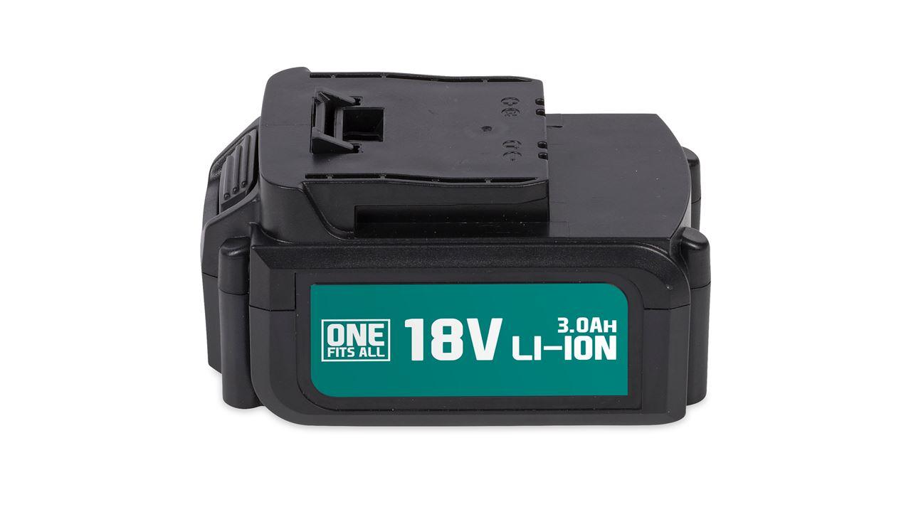 POWEB9013 BATTERY 18V LI-ION 3.0AH
