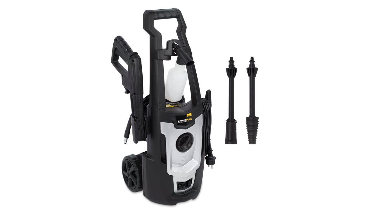 POWXG90405 HIGH PRESSURE CLEANER 1400W