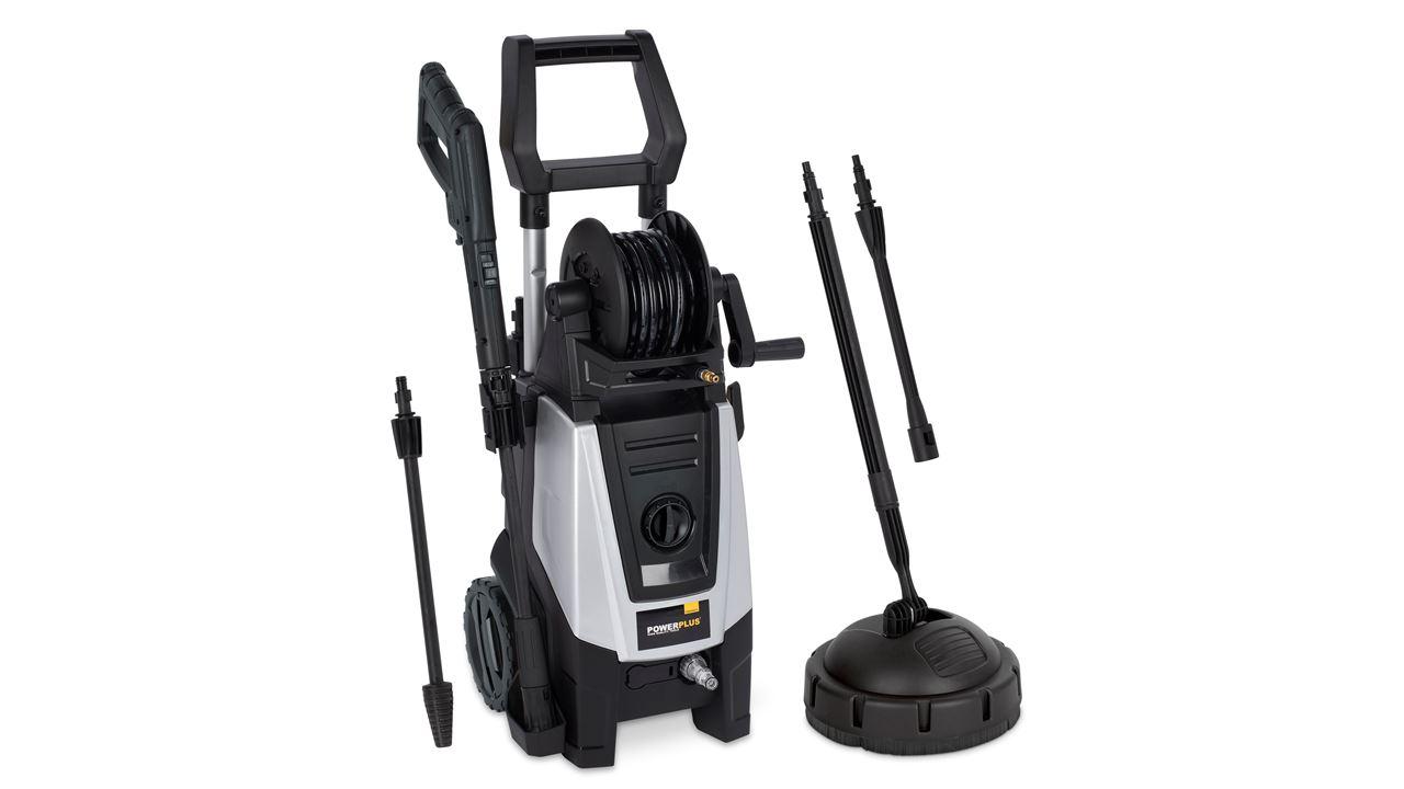POWXG90415 HIGH PRESSURE CLEANER 2000W