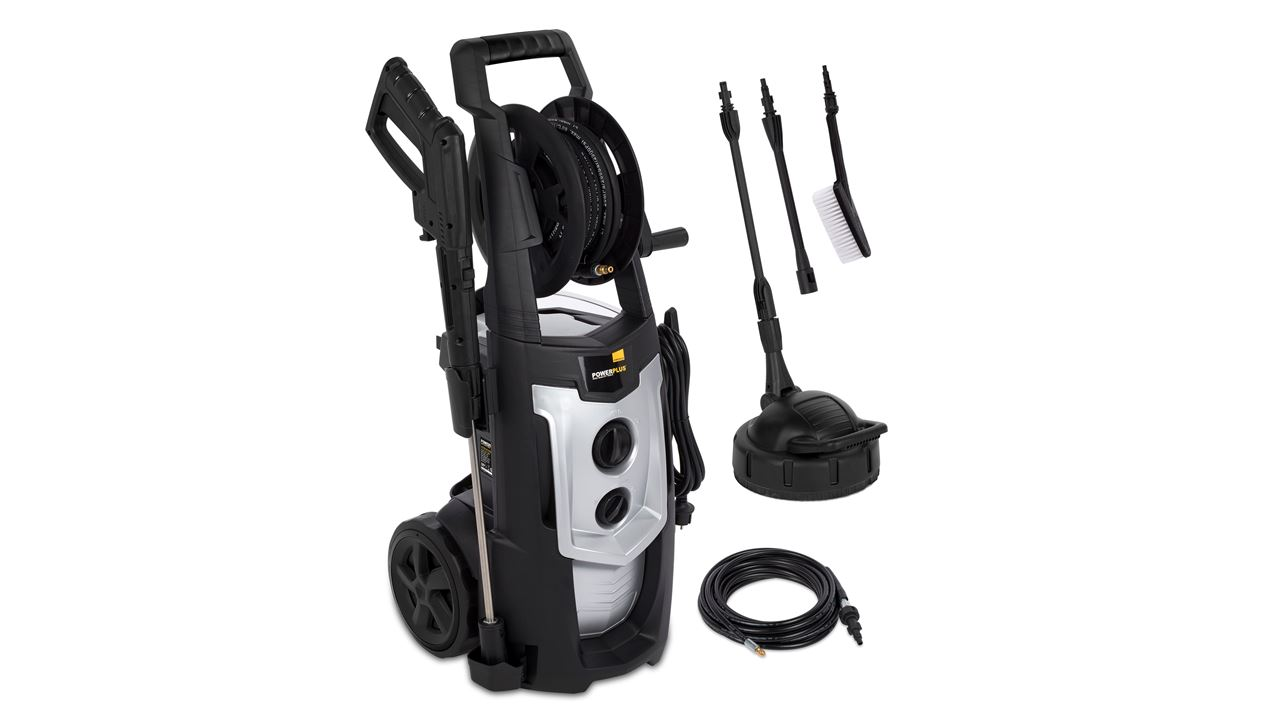 POWXG90425 HIGH PRESSURE CLEANER 2500W
